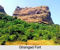 Ghangad Fort, Maharashtra