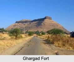 Ghargad Fort, Maharashtra