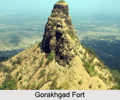 Gorakhgad Fort, Thane District, Maharashtra