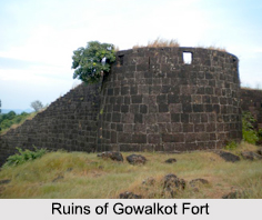 Gowalkot Fort, Ratnagiri District, Maharashtra