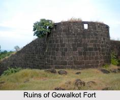 Gowalkot Fort, Ratnagiri District, Maharashtra