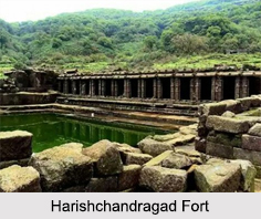 Harishchandragad, Ahmednagar District, Maharashtra