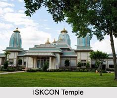 ISKCON Temple, Guwahati, Assam