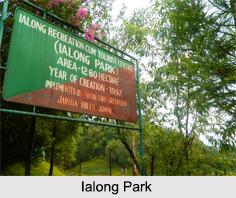 Ialong Park, Meghalaya