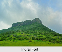 Indrai Fort, Nashik District, Maharashtra