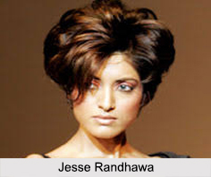 Jesse Randhawa, Indian Model