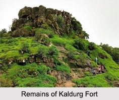 Kaldurg Fort, Palghar, Maharashtra