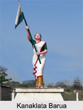 Kanaklata Barua, Indian Freedom Fighter
