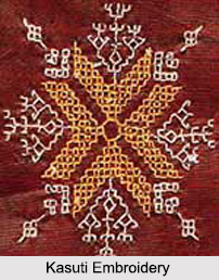 Kasuti Embroidery, Indian Crafts