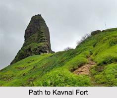 Kavnai Fort, Nashik District, Maharashtra