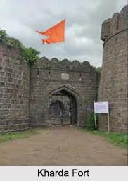 Kharda Fort, Maharashtra