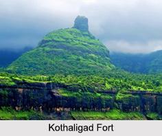Kothaligad Fort, Karjat, Maharashtra