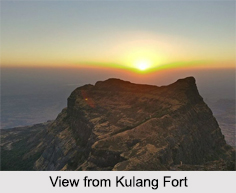 Kulang Fort, Nashik District, Maharashtra