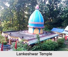 Lankeshwar Temple, Guwahati, Assam