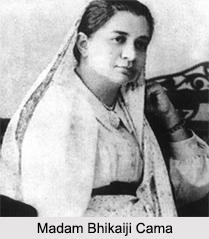 Madam Bhikaiji Cama, Indian Freedom Fighter