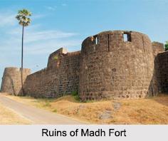 Madh Fort, Mumbai, Maharashtra