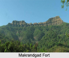 Makrandgad Fort, Satara District, Maharashtra