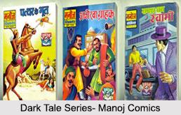 Manoj Comics, Indian Comic Magazines