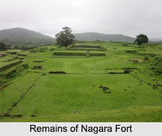 Nagara Fort, Shimonga District, Karnataka