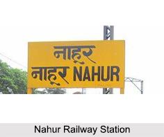 Nahur Railway Station