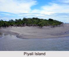 Piyali Island, Sunderbans, West Bengal