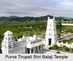 Purva Tirupati Shri Balaji Temple, Guwahati, Assam