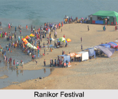 Ranikor Festival, Meghalaya