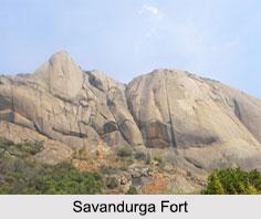 Savandurga Fort, Karnataka