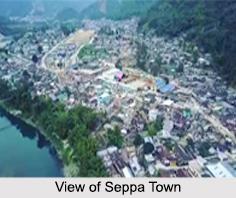 Seppa, East Kameng District, Arunachal Pradesh