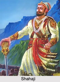 Shahaji, Maratha Empire