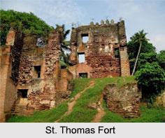 St. Thomas Fort, Thangassery, Kerala