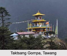 Taktsang Gompa, Tawang, Himachal Pradesh