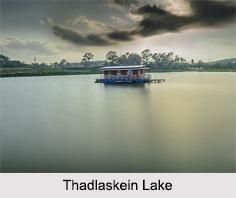 Thadlaskein Lake, Meghalaya