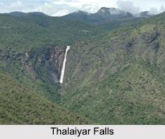 Thalaiyar Falls, Tamil Nadu