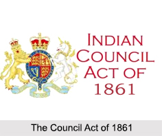 The Indian Councils Act of 1861