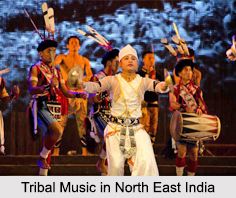 Tribal Music in North East India