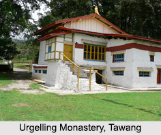 Urgelling Monastery, Tawang, Arunachal Pradesh