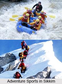 Adventure Sports in Sikkim