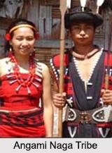 Angami Naga Tribe, Nagaland