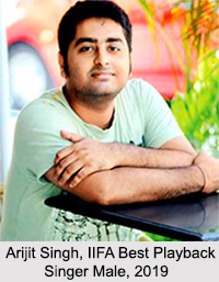 IIFA Awards for Best Playback Singer Male