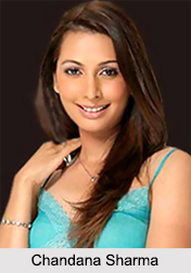 Chandana Sharma, Indian TV Actress