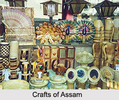 Crafts of Assam