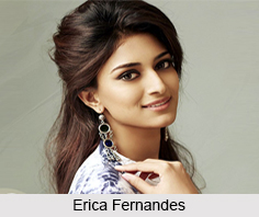 Erica Fernandes, Indian Movie Actress