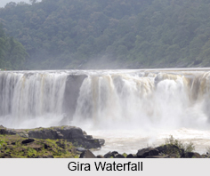 Waterfalls in Gujarat