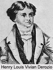 Henry Louis Vivian Derozio, Indian English Poets