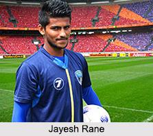 Jayesh Rane, Indian Football Player