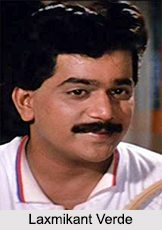 Laxmikant Berde, Indian Comedian