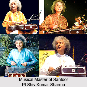 Pt. Shiv Kumar Sharma, Indian Classical Instrumentalist