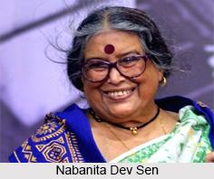 Nabanita Dev Sen, Indian Writer