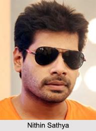 Nithin Sathya, Tamil Movie Actor